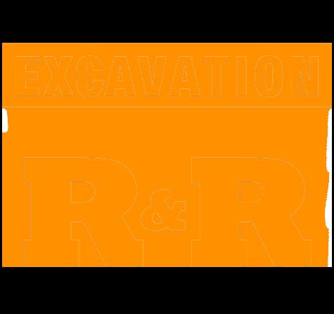 Logo d'excavation R&R