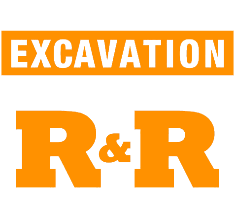 Logo d'excavation R&R